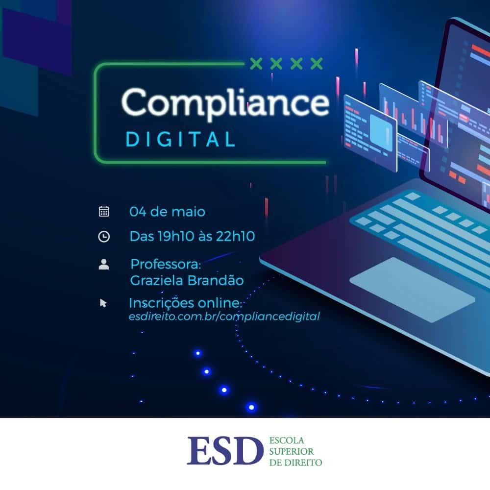 curso de compliance digital em campinas