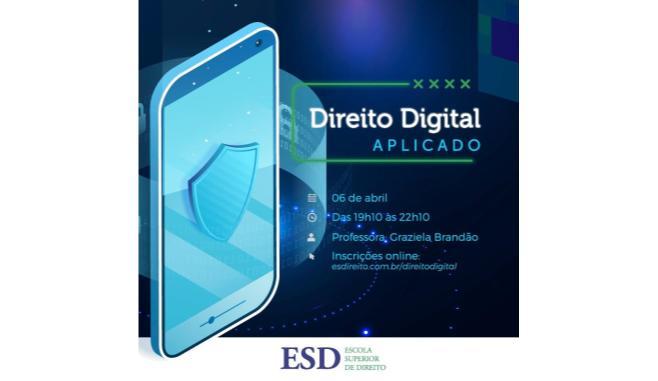 Curso de Direito Digital em Campinas