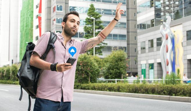 identificação com biometria obrigatória de usuários de aplicativos de transporte de passageiros