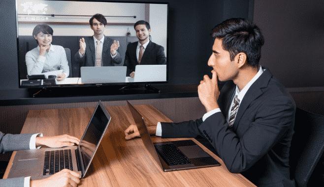 videoconferência em juizados
