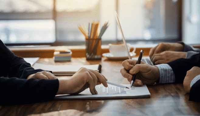 renegociação de contratos
