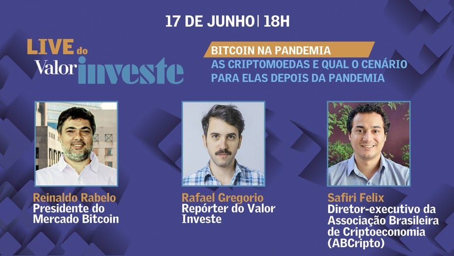bitcoin pandemia criptomoedas