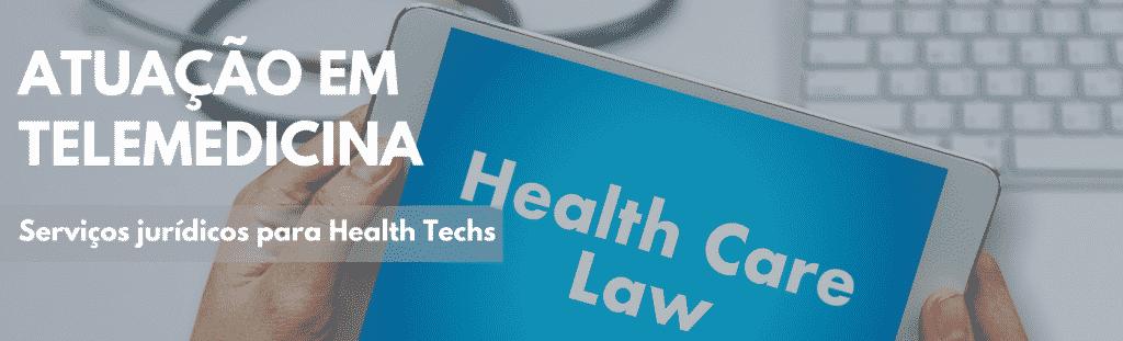 consultoria juridica telemedicina