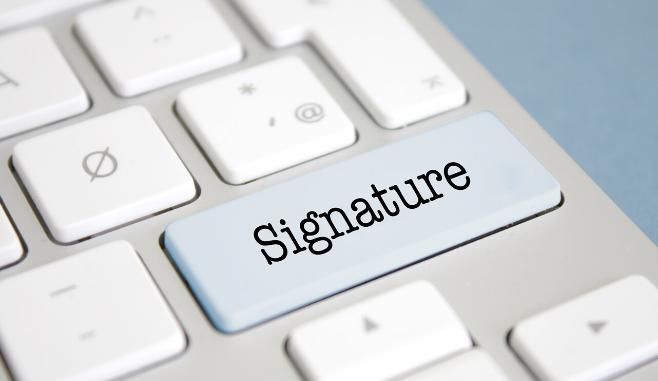 mp 983 assinaturas eletrônicas