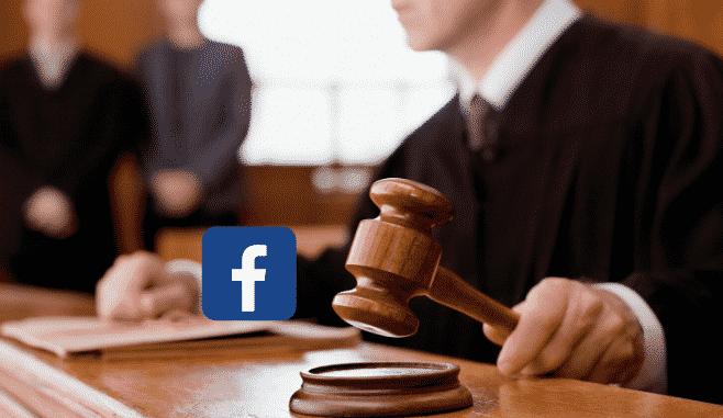 Facebook excluir conteúdo