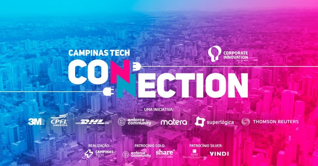 Inovação Aberta Campinas startups de campinas-tech-connection