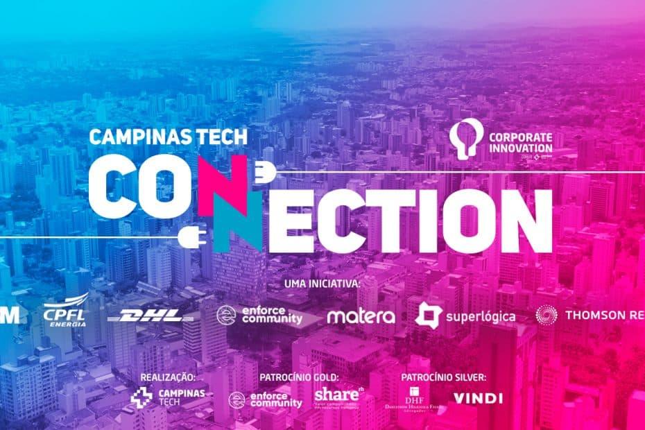 Inovação Aberta Campinas startups campinas-tech-connection