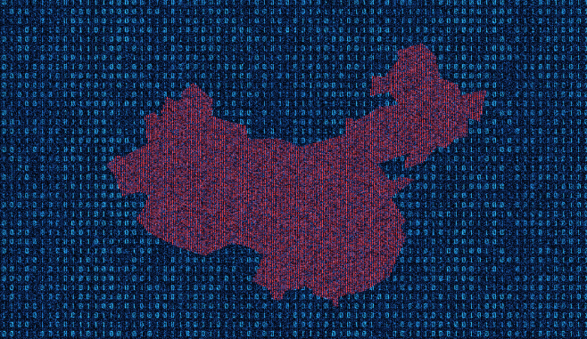 privacidade na china