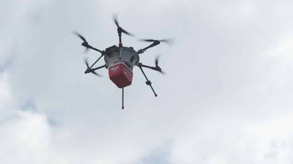 Anac autoriza testes de entrega de produtos com drones iFood