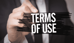 cláusulas abusivas nos termos de uso