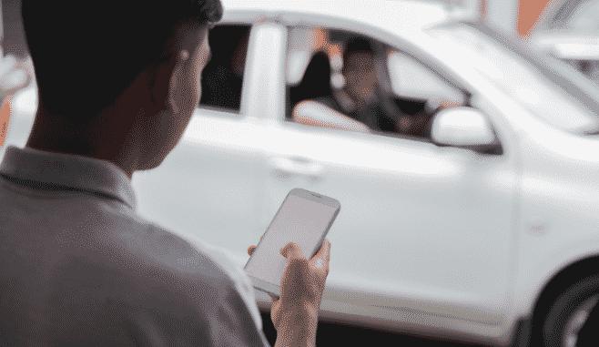 aplicativo de mobilidade