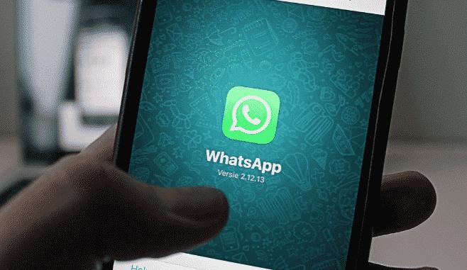 política de privacidade do WhatsApp