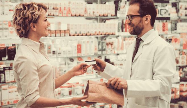 CPF em farmácias