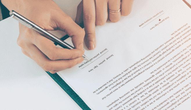NDA Contrato de Confidencialidade