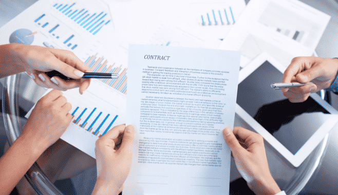 O contrato com os Digital Influencers deve ser específico