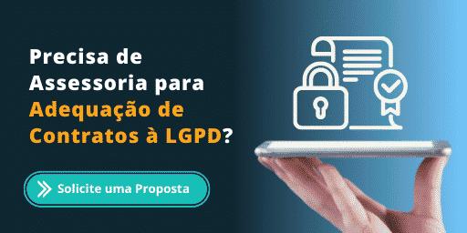 Adequação de Contratos à LGPD